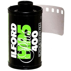 ILFORD HP-5 400 36 EXPOSURES