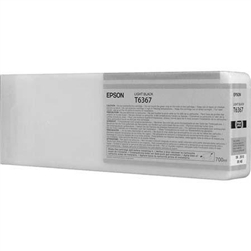 EPSON 7900/9900 700ML LIGHT BLACK
