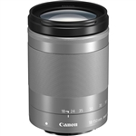 Canon EF-M 18-150 f/3.5-5.6 IS STM Lens (Silver)
