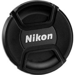 NIKON SNAP-ON LENS CAP LC-77