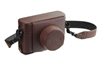 Fujifilm X100F Leather Case, Brown