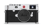 Leica M10, Silver Chrome Finish