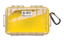 PELICAN 1040 MICRO (CLEAR/YELLOW)