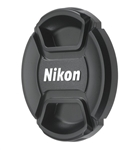 NIKON LC-58MM SNAP ON LENS CAP