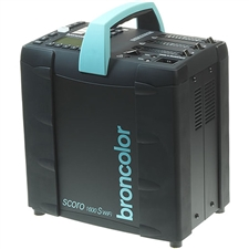 Broncolor Scoro 1600 S Wi-Fi RFS 2 Power Pack