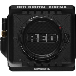 RED KOMODO 6K Digital Cinema Camera (Canon RF)