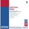 "EPSON COLD PRESS TEXTURED COTTON MATTE (13X19"") 25 SHEETS"
