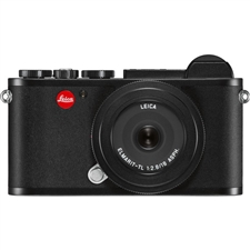 Leica CL Mirrorless Digital Camera with 18mm Lens Starter Bundle (Black)