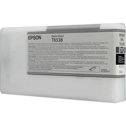 EPSON 4900 200ML MATTE BLACK INK
