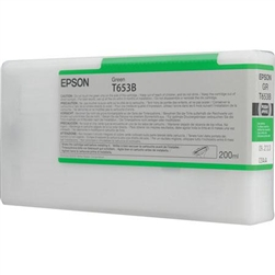 EPSON 4900 200ML GREEN INK