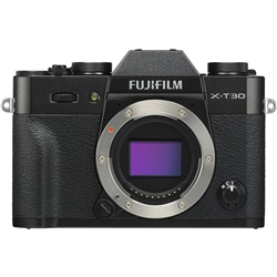 Fujifilm X-T3 Mirrorless Digital Camera (Black)