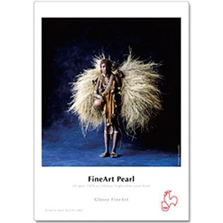 "HAHNEMUHLE FINEART PEARL (285gsm) 11X17"" (25 SHEETS)"