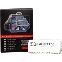 "GIOTTOS 3.0"" LCD SCREEN PROTECTOR"