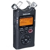 TASCAM DR-40 PORT DIGITAL RECORDER
