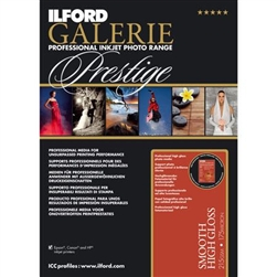 "ILFORD GALERIE SMOOTH (13X19"") 25 SHEETS"