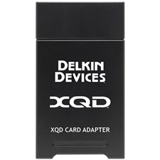 Delkin Devices USB 3.1 Premium XQD 2.0 Adapter