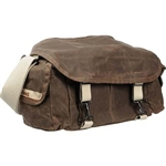 DOMKE F-2 ORIGINAL CAMERA BAG (BROWN WAXWEAR)