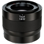 ZEISS 32MM F/1.8 TOUIT LENS FOR SONY NEX E MOUNT