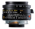 LEICA 35MM F/2 ASPHERICAL LENS FOR M MOUNT