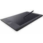 WACOM PTH851 INTUPS PRO PEN AND TOUCH TABLET (LARGE)