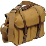 BILLINGHAM 307L CAMERA BAG (KHAKI/TAN)