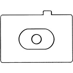 CANON FOCUSING SCREEN EC-S