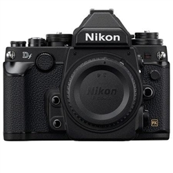 NIKON DF DSLR CAMERA BODY (BLACK)