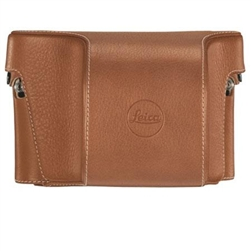 LEICA VARIO X CASE (COGNAC LEATHER)