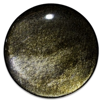 GOLD OBSIDIAN STONE PLUGS