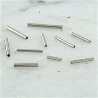 12G TITANIUM STRAIGHT BARBELL POST ONLY