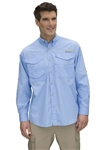 FM7120-Columbia Long Sleeve Bonehead Fishing Shirt