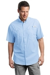 FM7266-Columbia Short Sleeve Tamiami II Fishing Shirt