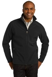 J317-Port Authority Men's Core Soft Shell Jacket