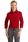 Port Authority® - L612 Ladies Easy Care 3/4 Sleeve Shirt