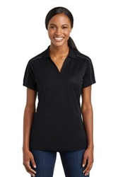 LST653-Sport-Tek Ladies Mircopique  Polo