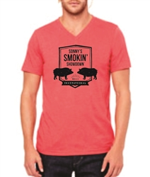 SHOWDOWN V- NECK T-SHIRT