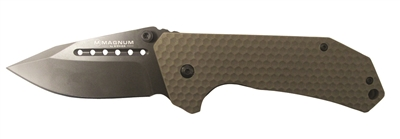 Boker Magnum Mission Commander Drop Point Knife