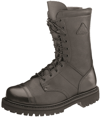 "Rocky 10"" Paratrooper Side-Zip Boots"