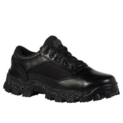 Black Rocky AlphaForce Oxford Shoe