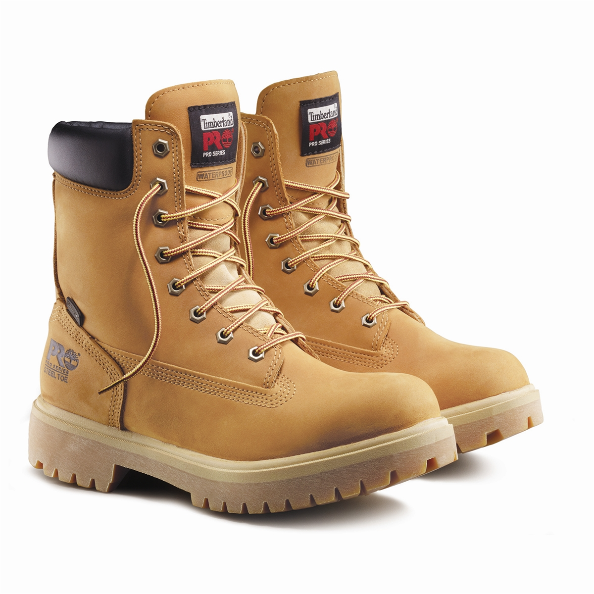 timberland 8 inch pro boots