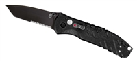Gerber Propel AO Black, G-10 Handle Tactical Knife
