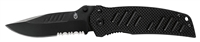 Gerber Swagger Drop Point, Serrated Tactical Knife