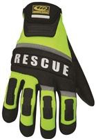 Ringers R-21 Rescue Glove, Hi-Visibility Yellow