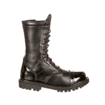 Rocky Women's Side Zipper Paratrooper Boot