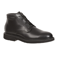 Black Rocky Polishable Dress Leather Oxford