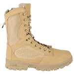 "5.11 Tactical EVO 8"" Desert Side Zip Boot"