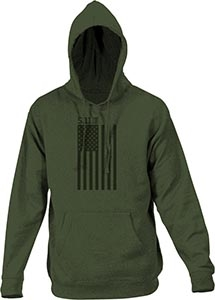 5.11 Tactical Men's Stars and Stripes Hoodie