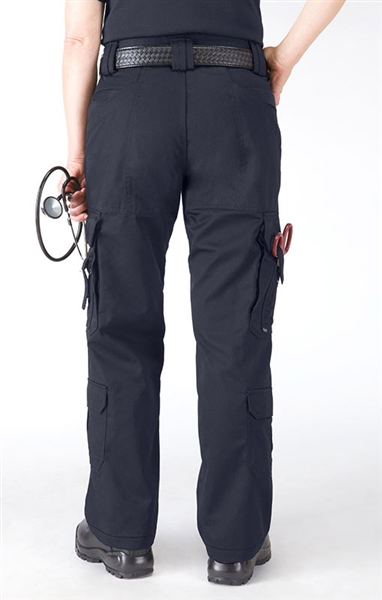 Poly-Cotton Twill Fabric Style 64301 5.11 Tactical Womens EMS Uniform Work Pants
