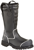 "Thorogood 14"" Structural Power HV Black Bunker Boots"