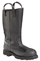 "Thorogood 14"" Structural Black Bunker Boots"